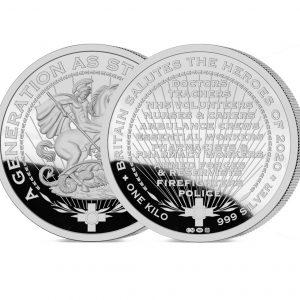 Heroes of 2020: 1 kilo medal