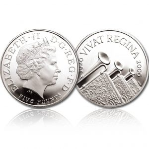 Queen Elizabeth II 2006 Silver Crown